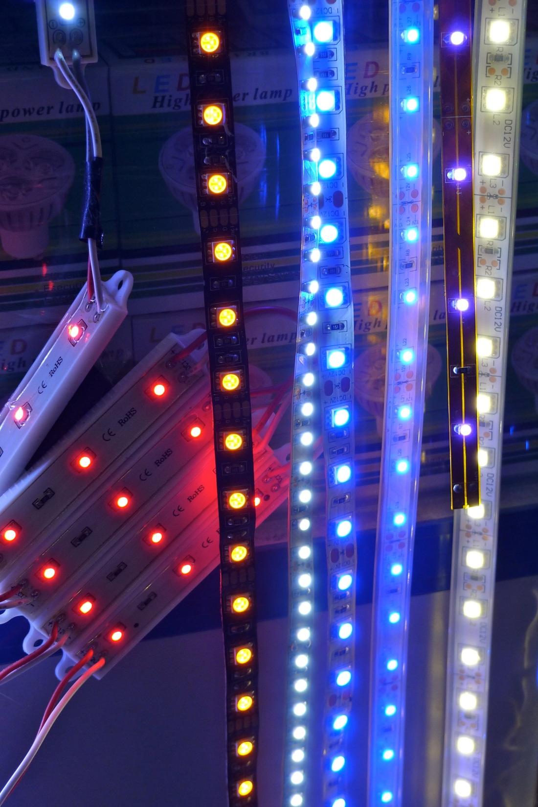 LED #7